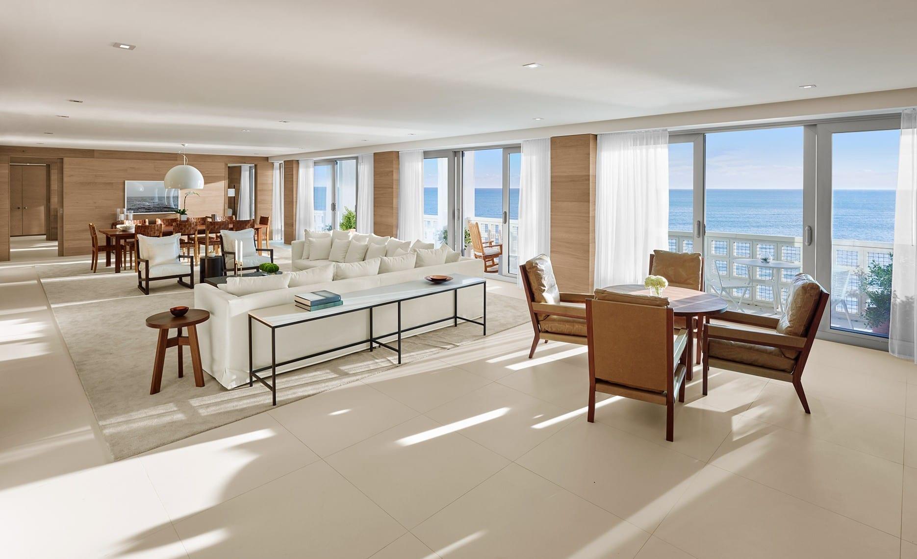 The Miami Beach Edition Miami Beach Penthouse Bungalow